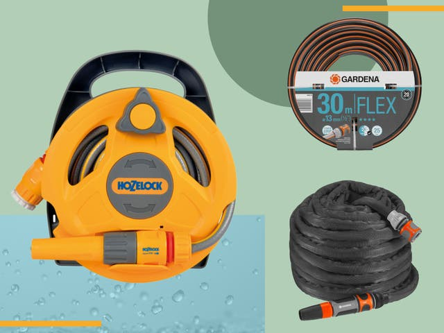 <p>We've wrestled with a selection of hoses and tested them for leakage, flexibility and water delivery</p>