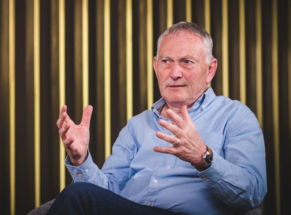 Former Premier League executive chairman Richard Scudamore