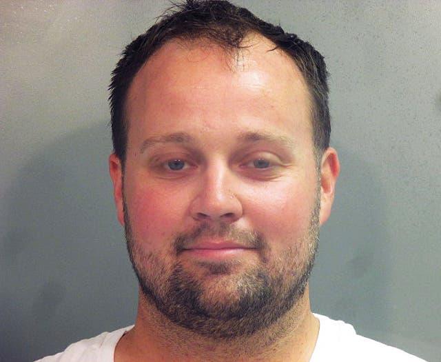 Josh Duggar arrestado