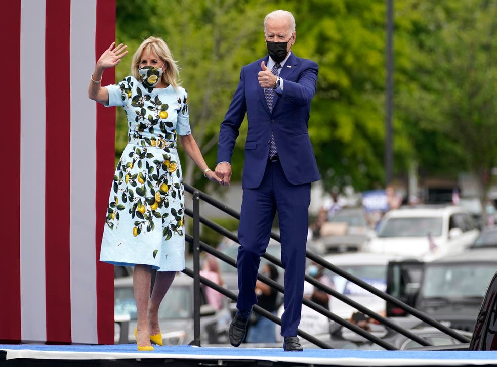 <p>President Joe Biden recently marked his 100th day in office</p>