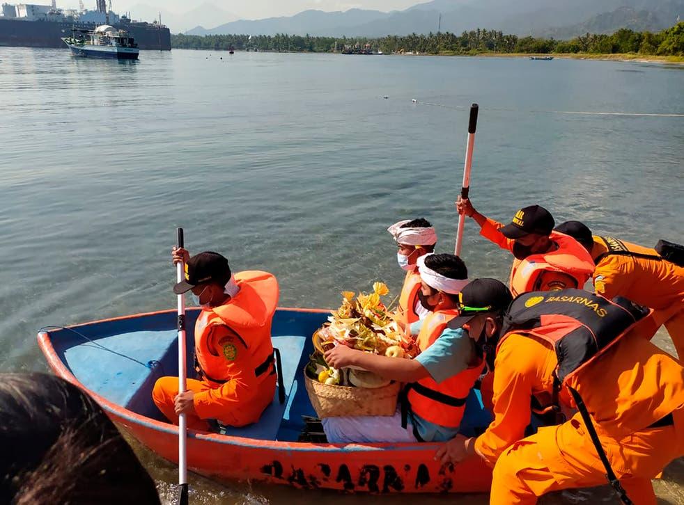 Indonesia Submarine