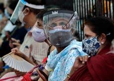 Crisis del COVID-19 se agrava en India, que bate otro récord