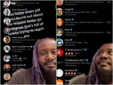 T-Pain reveals he's accidentally been ignoring Instagram DMs from Viola Davis and Fergie in TikTok video