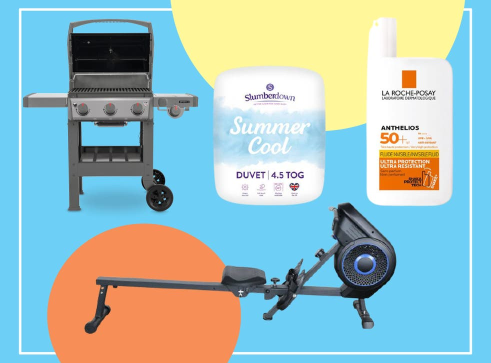 <p>This month spans everything from sports equipment to bedding </p>