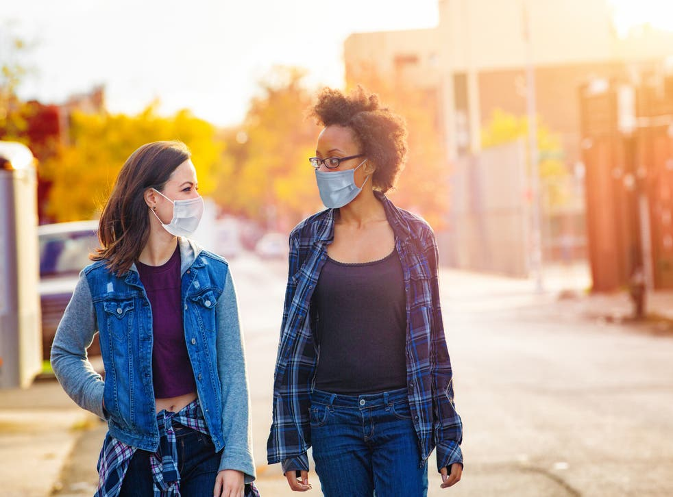 <p>Mask use may extend beyond June</p>