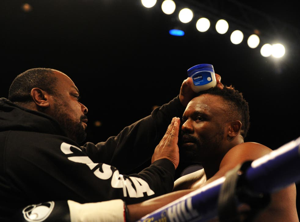 Dereck Chisora takes on Joseph Parker in Manchester this Saturday