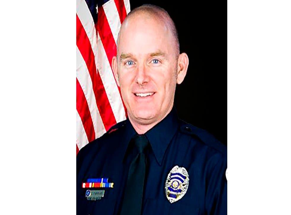 Arizona-Officer Killed