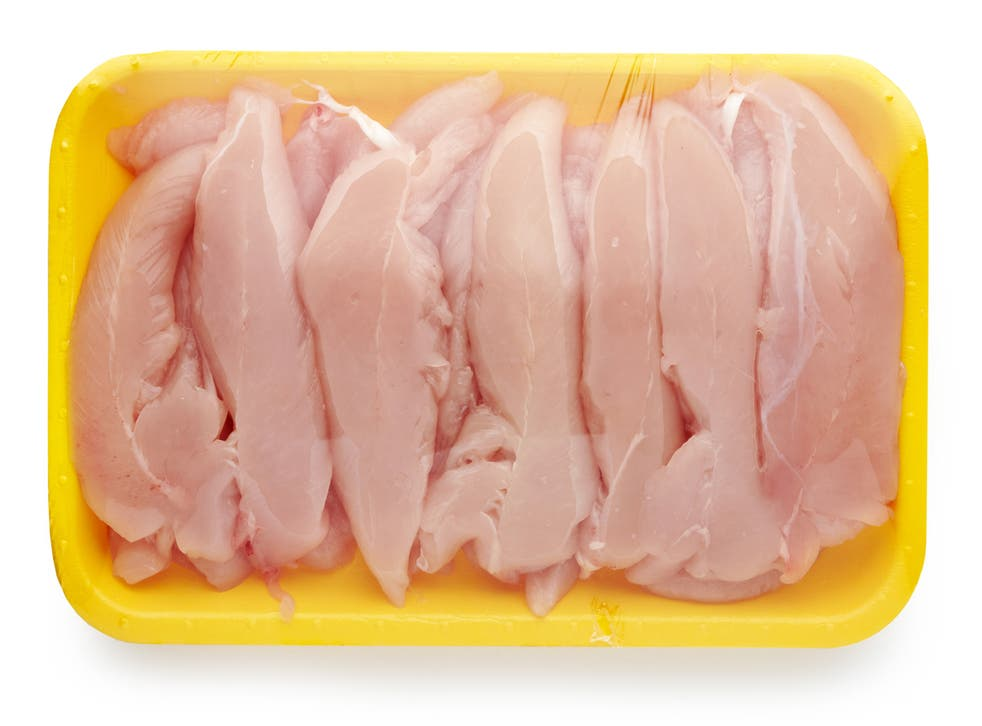 <p>'The treatment of the most of the chickens raised for their meat in the UK has shocked me to my core'</p>