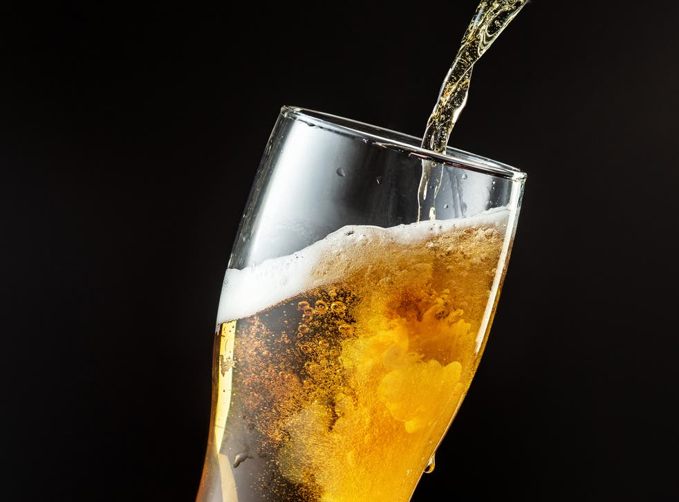 <p>Going without booze for a long period means your brain and body are 'out of practice'</p>