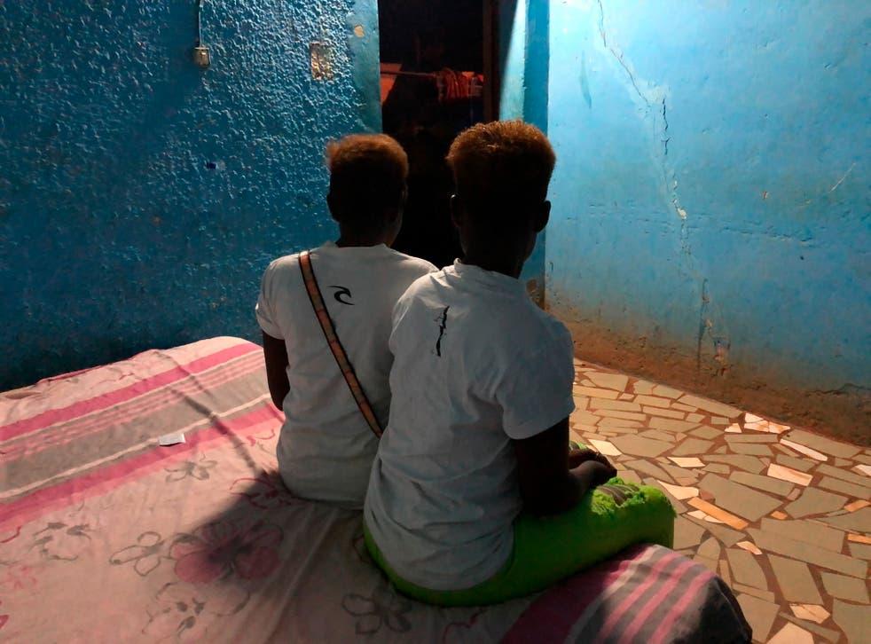 BURKINA FASO-TRAFICO SEXUAL