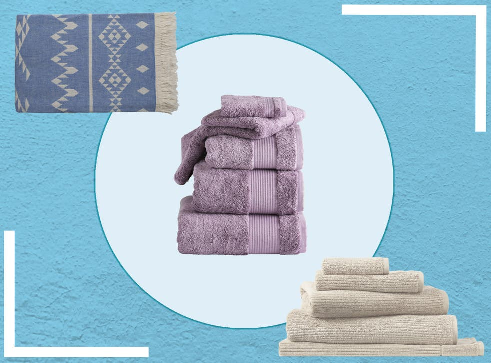 <p>Check your current towels, if they aren't drying you effectively or feel a little scratchy and rough, you're probably due new ones</p>