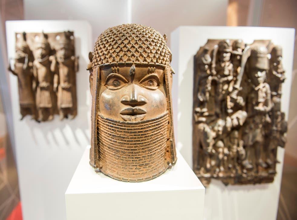 Germany Benin Bronzes