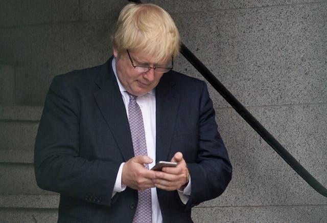 phone number for the prime minister boris johnson - photo #18