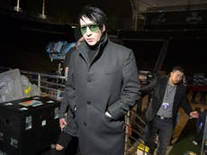 Marilyn Manson sued for sexual assault, sex trafficking by Game of Thrones actor