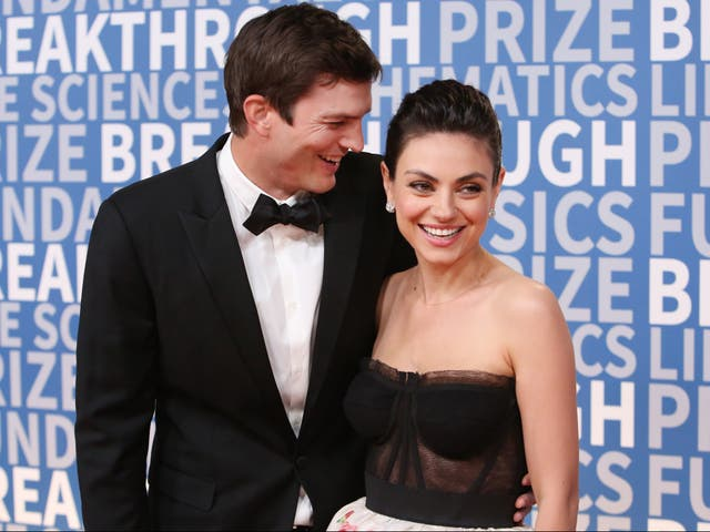 Mila Kunis aconsejó a Ashton Kutcher que no invirtiera en Uber