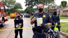 Police uncover 91 people crammed into Texas home in 'disturbing' human smuggling case