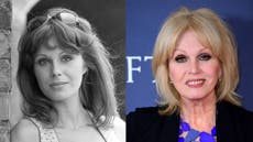 Joanna Lumley turns 75: The actor's incredible fashion and beauty evolution