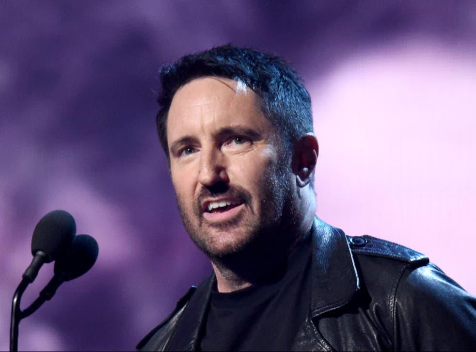<p>Trent Reznor denounced his former collaborator</p>