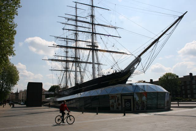 <p>Royal Museums Greenwich oversees the Cutty Sark, the Royal Observatory and the National Maritime Museum</p>