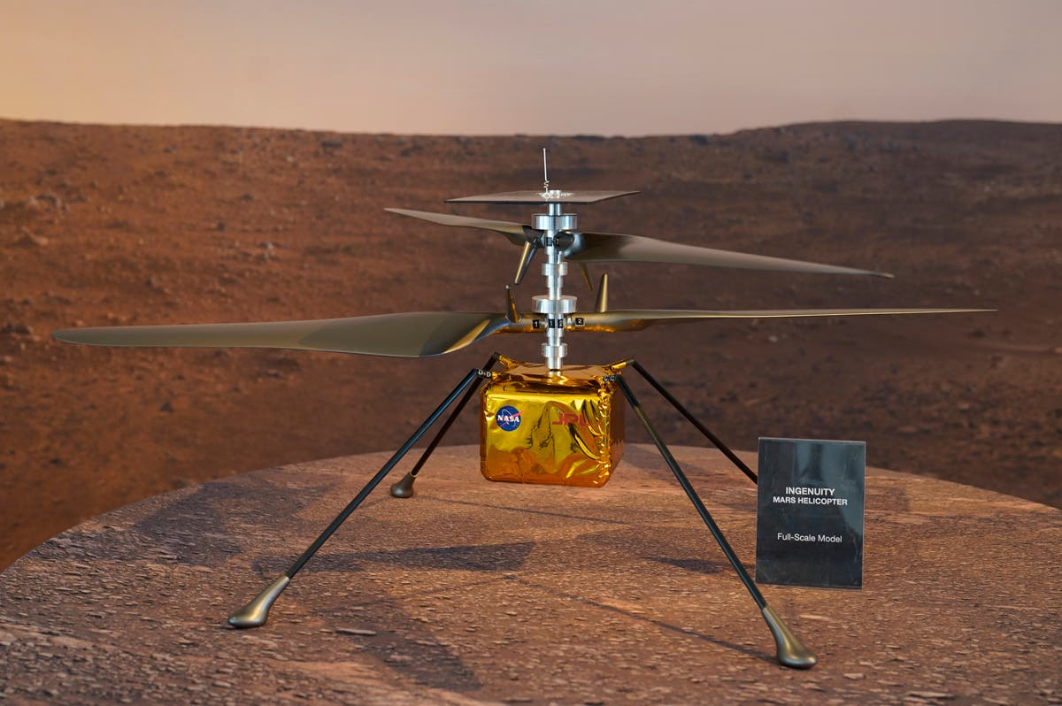 After Ingenuity, what next for flying drones on an alien world?