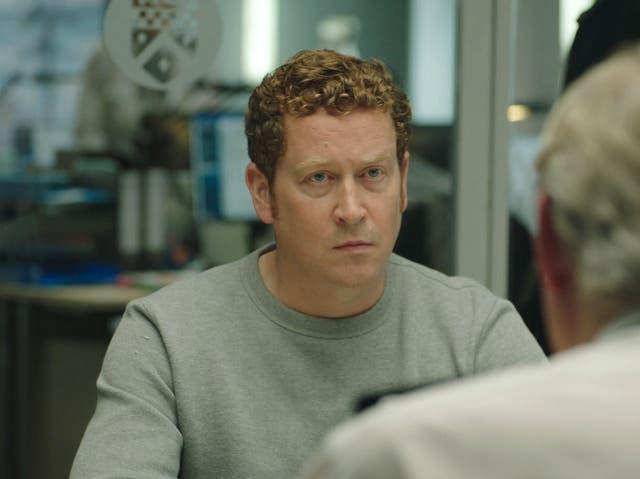Nigel Boyle as Ian Buckells in Line of Duty