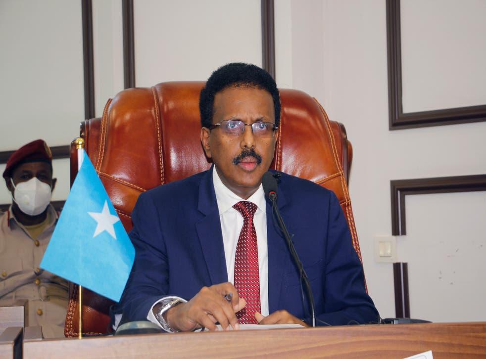 Somalia Election Crisis
