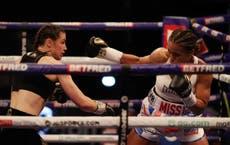 Katie Taylor edges Natasha Jonas to defend lightweight titles in thriller