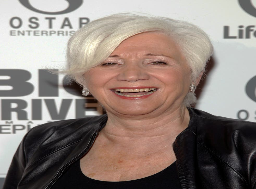 Olympia Dukakis, pictured in 2014. She has died aged 89.