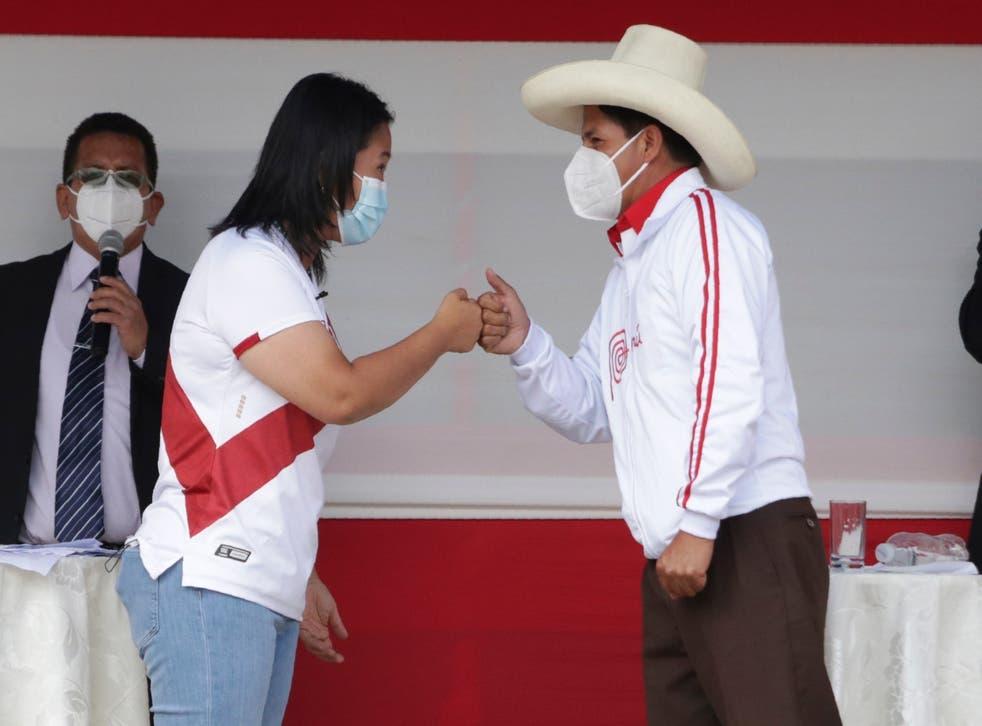 PERU-ELECCIONES DEBATE