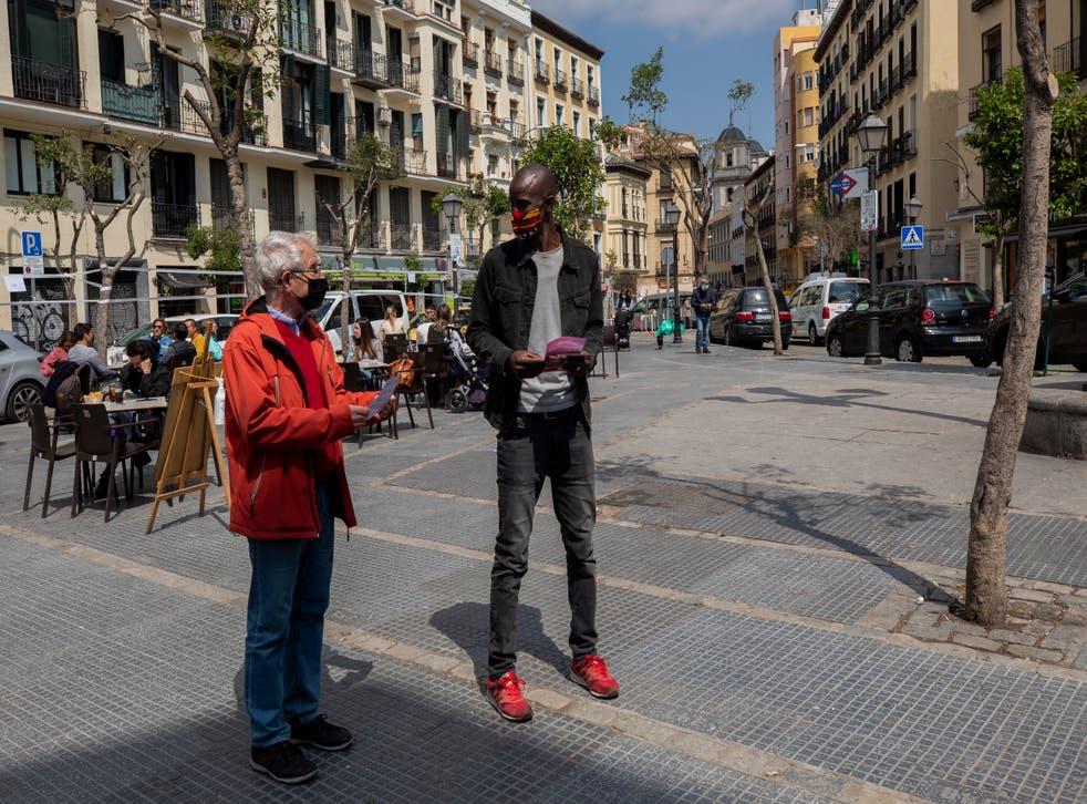 Spain Racism in Politics
