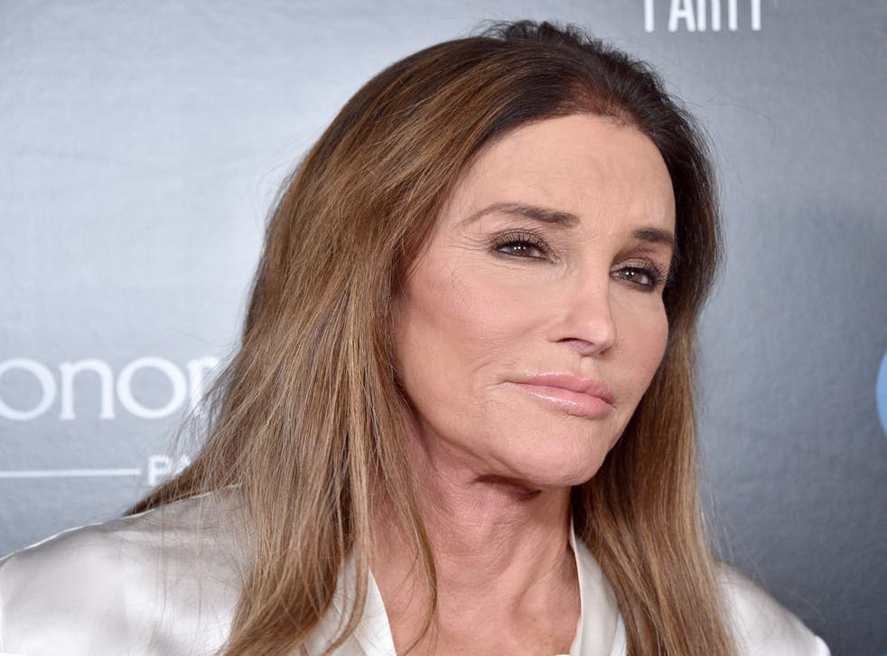 <p>Caitlyn Jenner is running to replace California governor Gavin Newsom</p>
