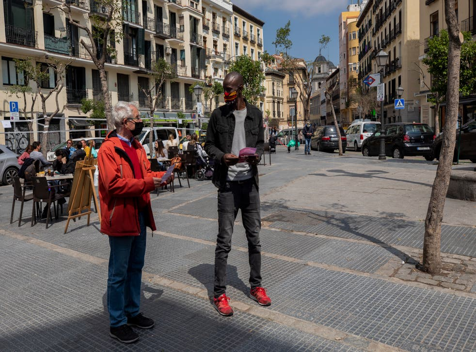 ESPAÑA-POLITICA-RACISMO