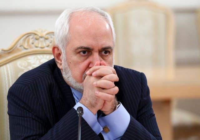 Grabación filtrada del ministro de Relaciones Exteriores de Irán