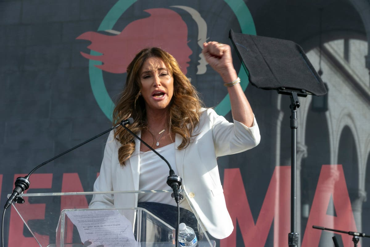 Caitlyn Jenner mocked for rambling interview insisting 'a guy called Lee' and other 'budget people' helped her understand California's $3 trillion economy