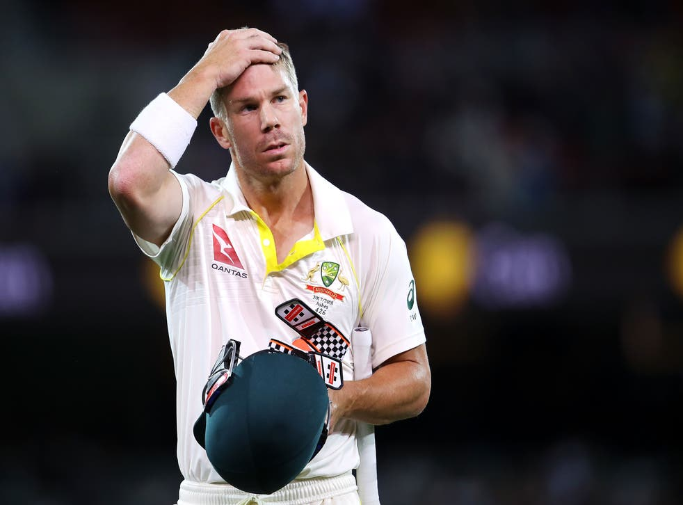 <p>Australian David Warner has been dropped from the Sunrisers Hyderabad line-up</p>