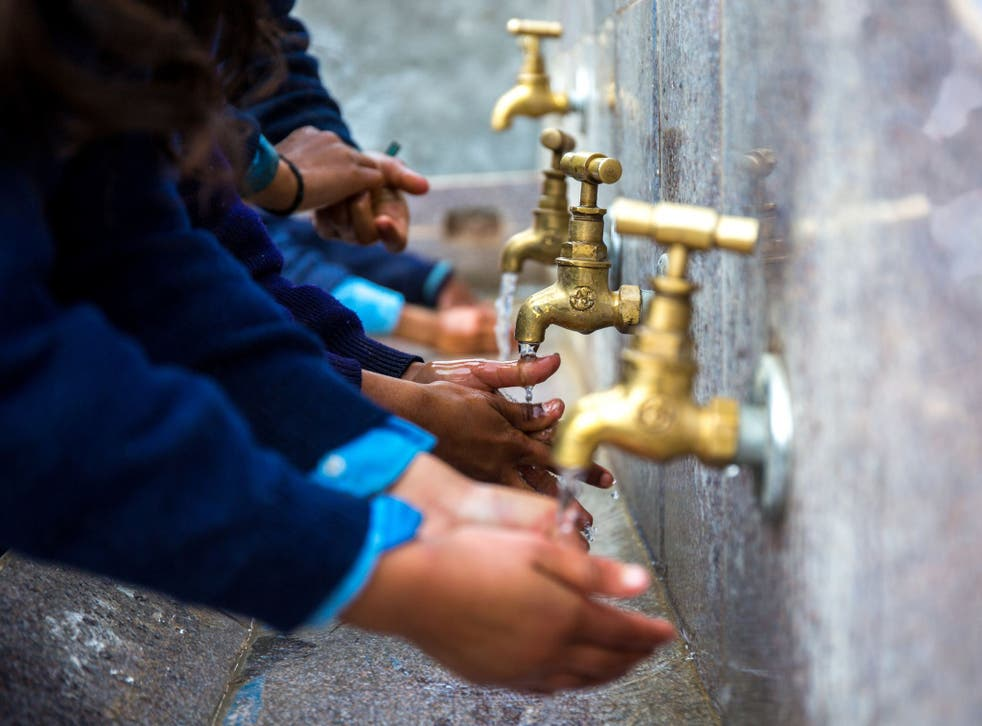 <p>Washing our hands has become particularly important during the Covid-19 pandemic</p>