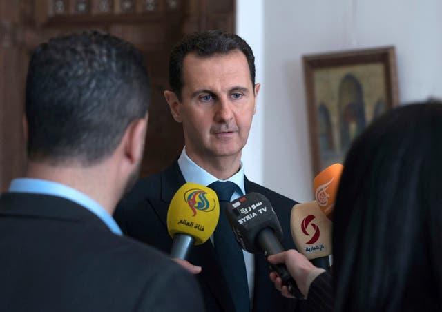 Syria Amnesty