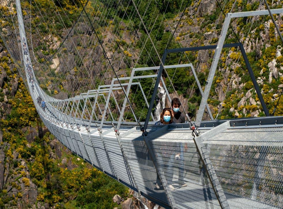 Portugal Breathtaking Bridge