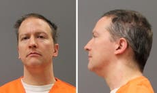 Fiscales buscan una sentencia más dura para Derek Chauvin