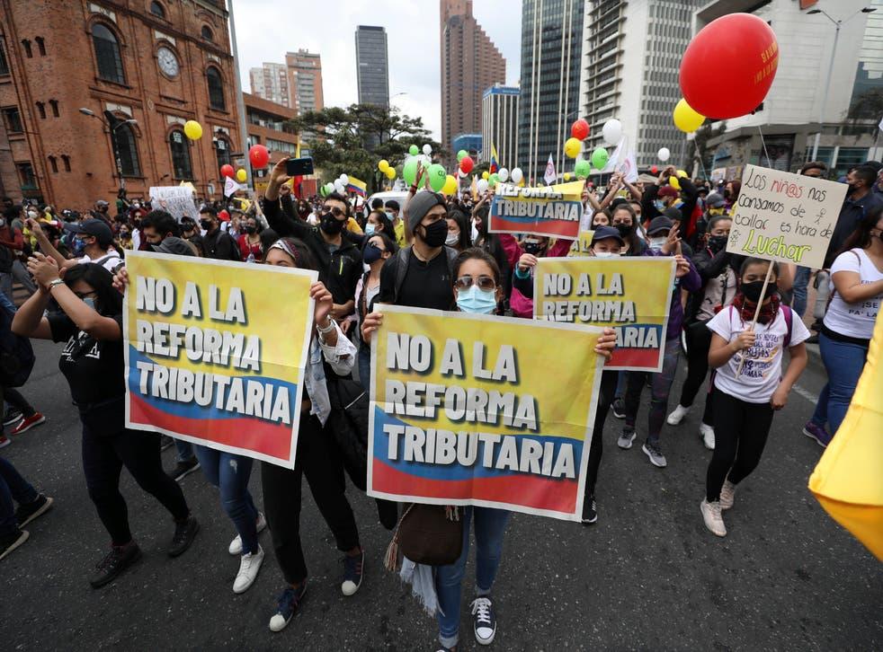 COLOMBIA-IMPUESTOS