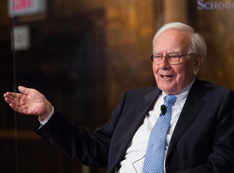 <p>Gambling man? Warren Buffett is not keen on cryptocurrencies</p>
