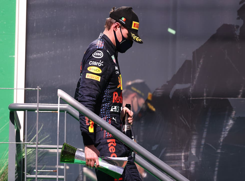 <p>Max Verstappen remains second in the championship standings</p>