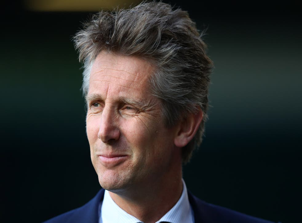 Edwin van der Sar has discussed working with Manchester United in the future