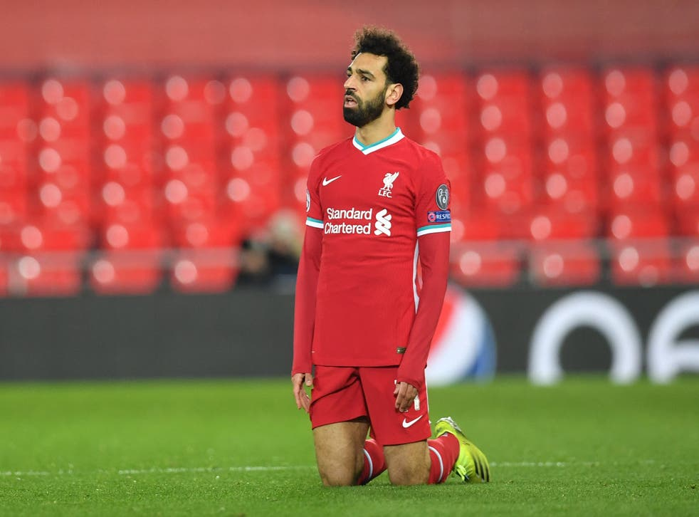 <p>Mohamed Salah has been Liverpool's top scorer in the Premier League in each season since joining the club</p>