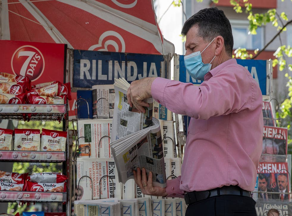Kosovo Newspapers