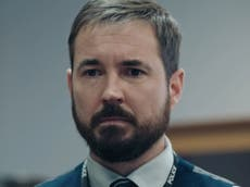 Line of Duty: Martin Compston says he 'understands' why people were disappointed with final episode