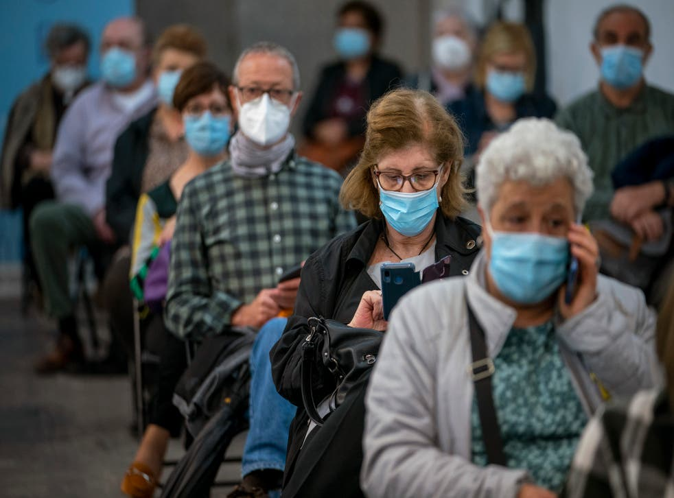 <p>The Covid-19 pandemic has created many challenges for journalists</p>