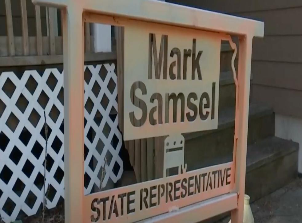 <p>Mr Samsel is a 'helper' around the school district </p>