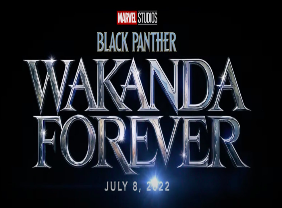 Black Panther 2 is called Wakanda Forever, Marvel announces | The  Independent