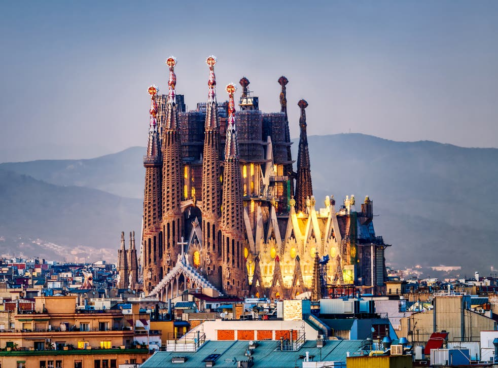 <p>Barcelona could be placed in a different list to other regions of Spain</p>